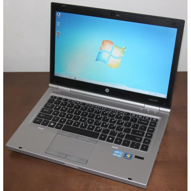 HP Elite Book 8470p (Intel Core i5, 4GB RAM, 500GB HDD, (EX-UK) in