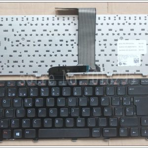 NEW-Spain-SP-font-b-Keyboard-b-font-for-font-b-DELL-b-font-INSPIRON-14R
