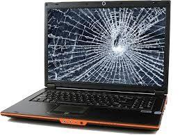 Laptop screen in Nairobi Kenya
