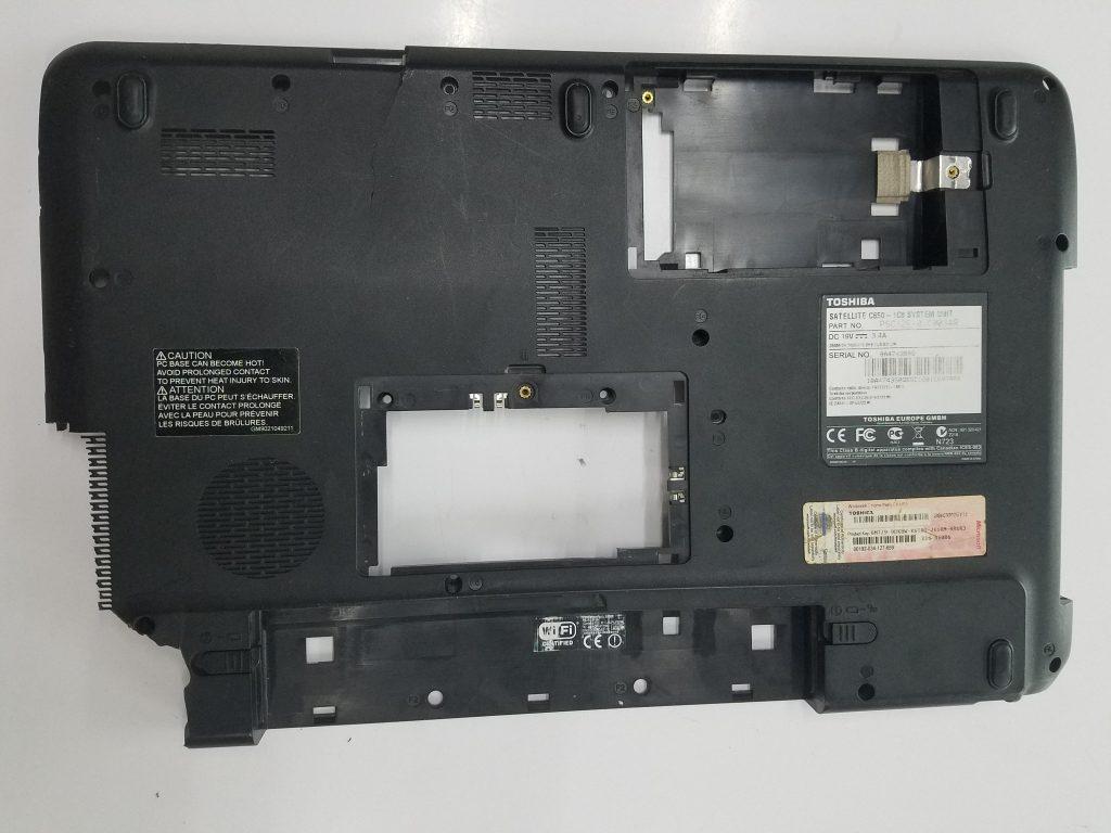 Laptop Casing repair and replacement in Nairobi