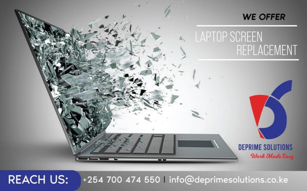 Laptop Computer Repair in Nairobi